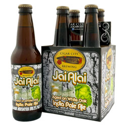 White Oak Jai Alai – Cigar City